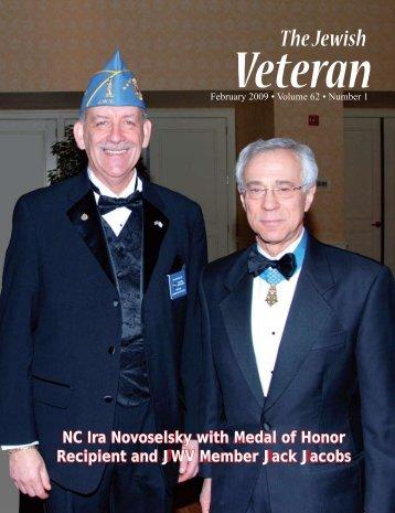 Number 1, Season: Winter - Jewish War Veterans of the United States