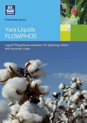 Yara Liquids FLOWPHOS