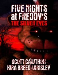 Five Nights at Freddy's The Silver Eyes