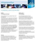 Exklusivausbildung Fachkraft für Schweißtechnik - Seite 2