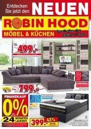 Entdecken Sie jetzt den neuen Robin Hood - der Retter der kleinen Preise