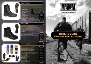 BUYERS GUIDE - MERZ AG