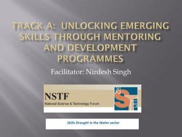 Facilitator Nirdesh Singh