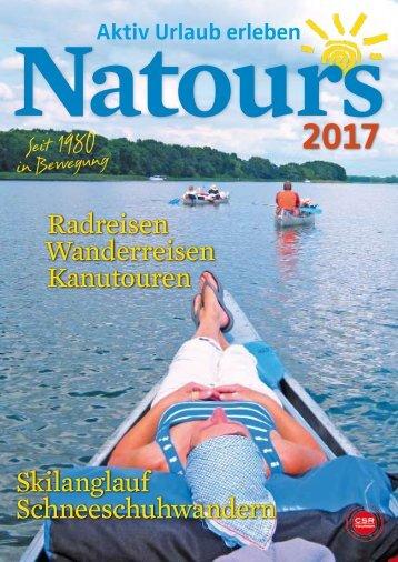 Natours Reisen 2017