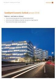 Swedbank Economic Outlook Januari 2016