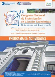 Revista 21 Congreso Nacional