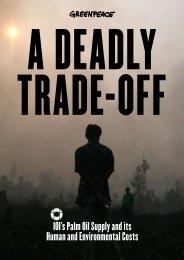 A DEADLY TRADE-OFF