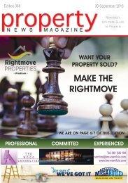 Property News Magazine - Edition 368 - 30 September 2016