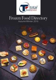 Frozen Food Directory Autumn/Winter 2016