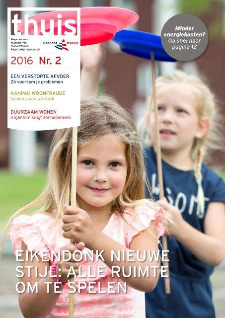 THUIS editie 's-Hertogenbosch september 2016