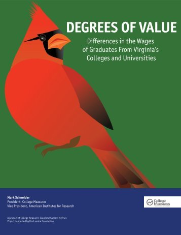DEGREES OF VALUE