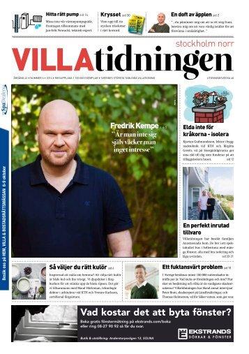 Stockholm Norr 2016 #6