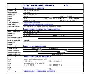 Cadastro Pessoa Judídica - protec extin-Vaio-PC