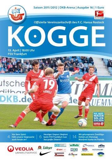 FSV - FC Hansa Rostock