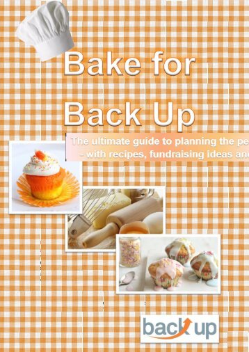 Bake for Back Up