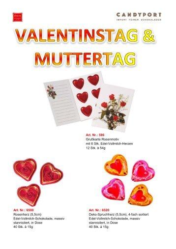 Grubkarte valentinstag