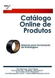 Catalogo Online - Sistemas de Fechamento de Embalagens