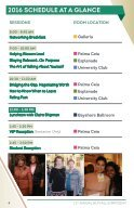 Your Guide to the 11th Annual WLP Fall Symposium - Page 4