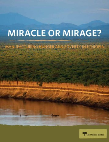MIRACLE OR MIRAGE?