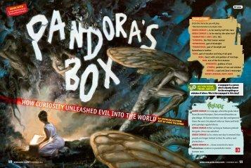 drama- pandoras box