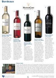 Bordeaux - Wein Wolf