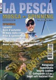 La Pesca Mosca e Spinning 5/2016