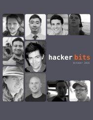 Hacker Bits, October 2016