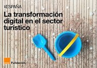 La transformación digital en el sector turístico