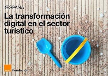 La transformación digital en el sector turístico