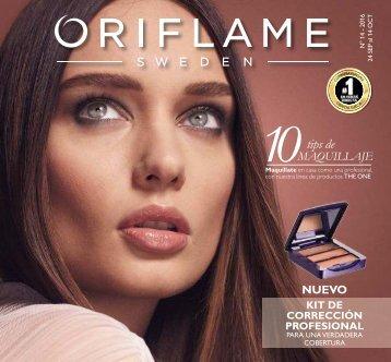 Catálogo 14 Oriflame
