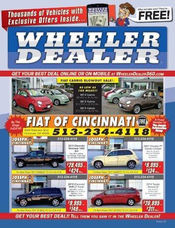 Wheeler Dealer Issue 40, 2016