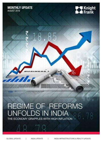 REGIME OF REFORMS UNFOLDS IN INDIA