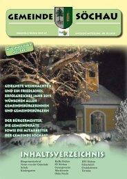 Gemeindezeitung Dezember 2010 (4,26 MB) - Söchau