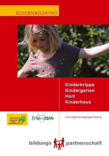 Projekt - Berufsgruppenvertretung der Kindergarten- und ...