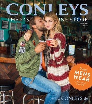 Каталог Conleys осень 2016. Заказ одежды на www.catalogi.ru или по тел. +74955404949