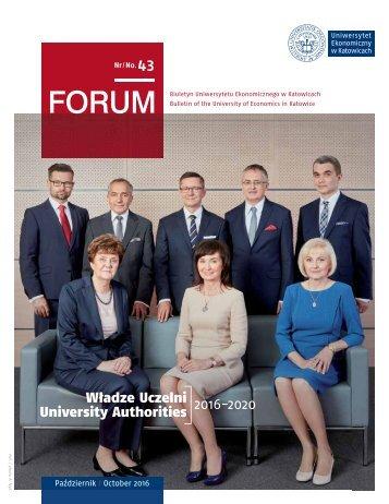 UE Forum 43
