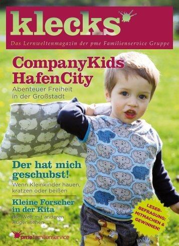 Klecks Magazin 2/2016