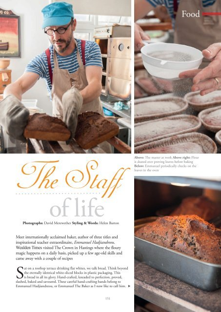 Wealden Times | WT176 | October 2016 | Kitchen & Bathroom supplement inside