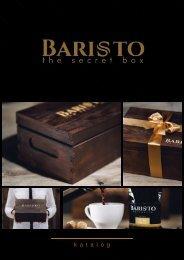 Baristo The Secret Box  Nowy Katalog