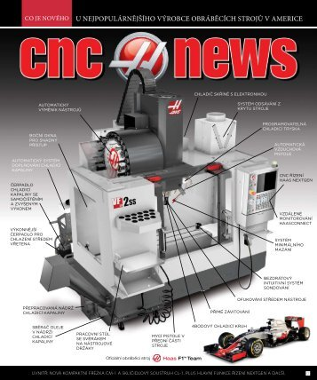 Haas CNC news 2016 CZ