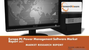 Europe PC Power Management Software Market Report 2021