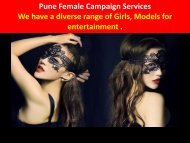 One night stand in Pune  BY SWATI LOOMBA