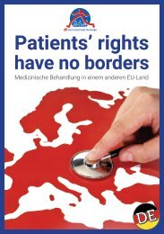 Patients' rights