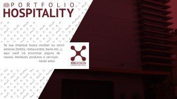 PORTFOLIO - HOSPITALITY - XIS DESIGN