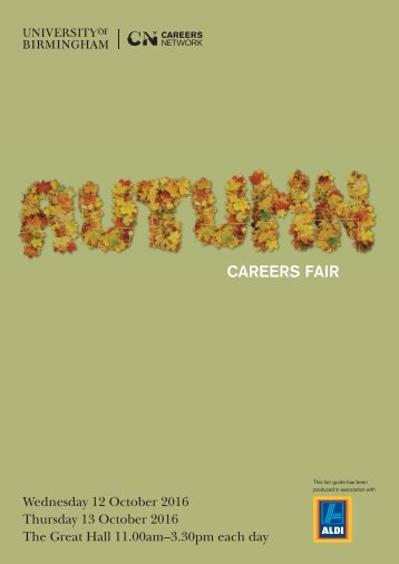Autumn Fair Guide 2016 - final