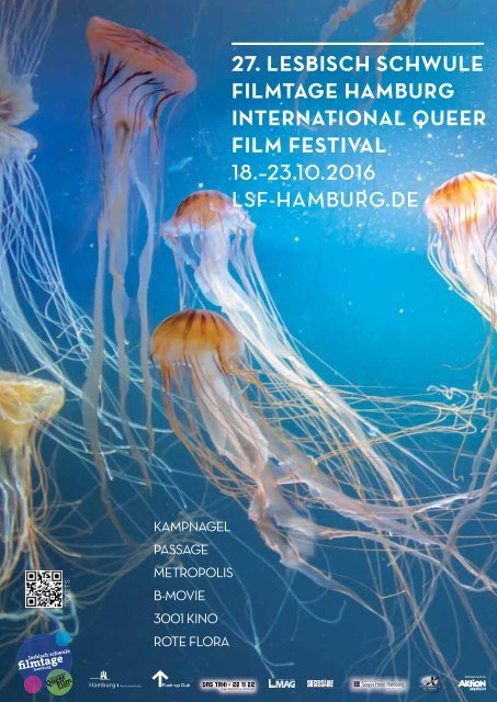 27. Lesbisch Schwule Filmtage Hamburg • Programmheft