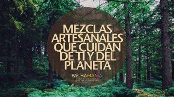 Presentación Pachamama Blends