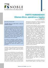 PARTO HUMANIZADO Dilemas éticos operativos y legales
