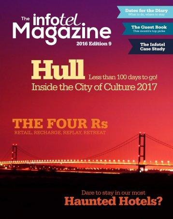 Infotel Magazine | Edition 9 | 2016