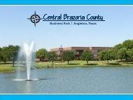 Central Brazoria County Business Park 8-2014